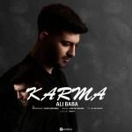 دانلود آهنگ جدید علی بابا به نام کارما