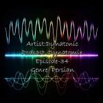 دانلود ریمیکس جدید دیجی دایناتونیک به نام دایناتومیکس ۳۴
