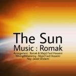دانلود آهنگ جدید روماک به نام خورشید