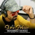 دانلود آهنگ جدید محمد فخرایی به نام شیرین زبون