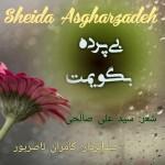 دانلود دکلمه جدید شیدا اصغرزاده به نام بی پرده بگویمت